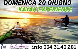 Kayak Experience, ammirando dal mare tutta la costa di Sciacca