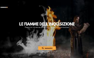 Le fiamme dell'Inquisizione. In nomine Patris