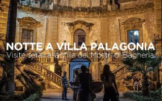 Notte a Villa Palagonia. Visite serali alla villa dei mostri di Bagheria