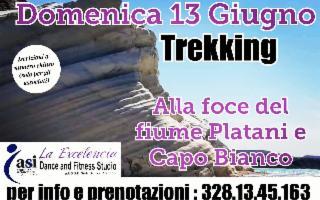 Trekking alla Foce del Fiume Platani e a Capo Bianco