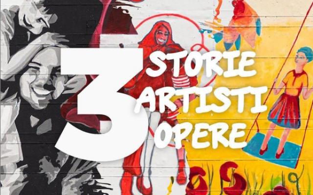 Tre storie, tre artisti, tre opere: ''Blood Artist'' è arrivato a Palermo