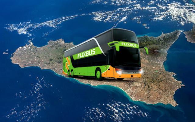 Venire in vacanza in Sicilia con FlixBus è ancora più facile