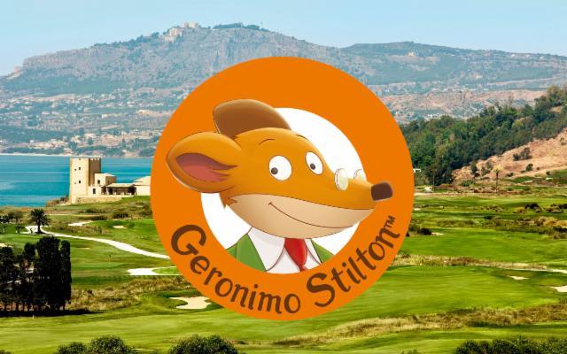 Geronimo Stilton approda al Verdura Resort di Sciacca
