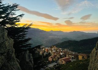 Sulle Madonie, le Gole di Tiberio