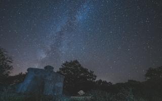 Una vacanza al centro della Sicilia, a un passo dalla Via Lattea