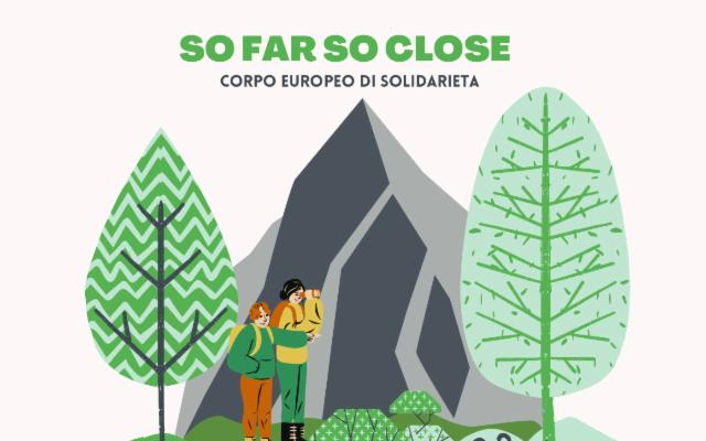 ''So far so close'', giovani europei per il Comune di Giuliana