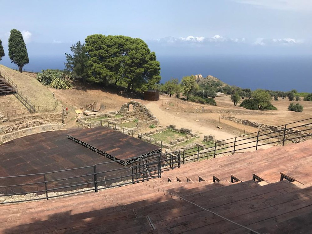 Il Parco Archeologico di Tindari riqualifica i siti e riapre con tante novità