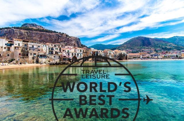 La Sicilia è al sesto posto fra le isole più belle del mondo