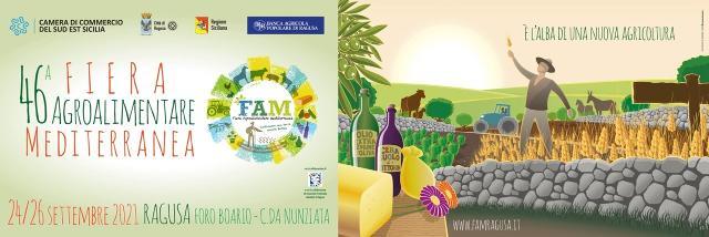 A Ragusa torna la FAM, la Fiera Agroalimentare Mediterranea