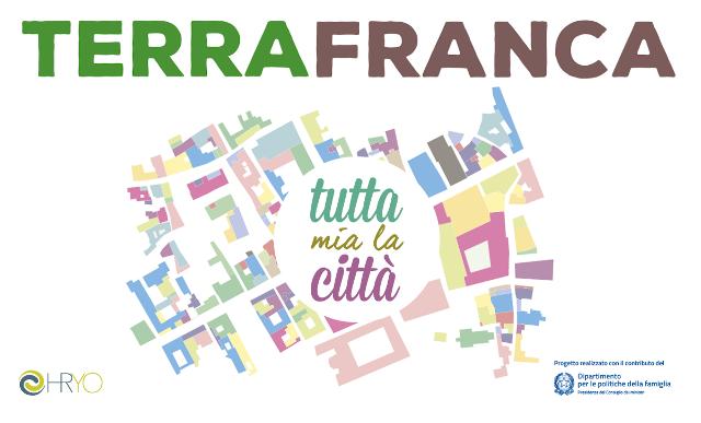 Grande festa a Terra Franca per la chiusura del progetto ''Tutta mia la città''