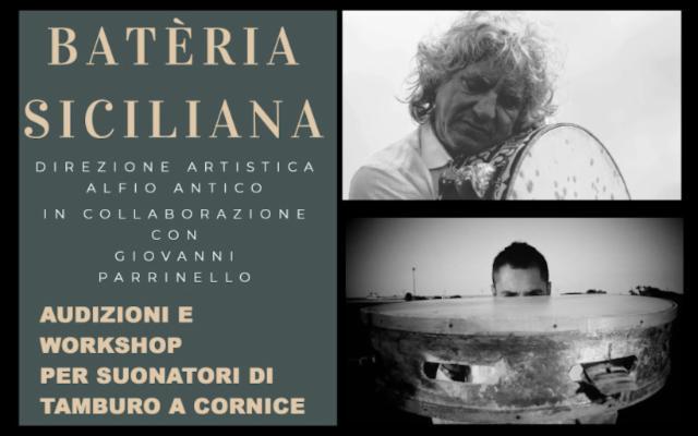 Al via la seconda fase del progetto ''Baterìa Siciliana''