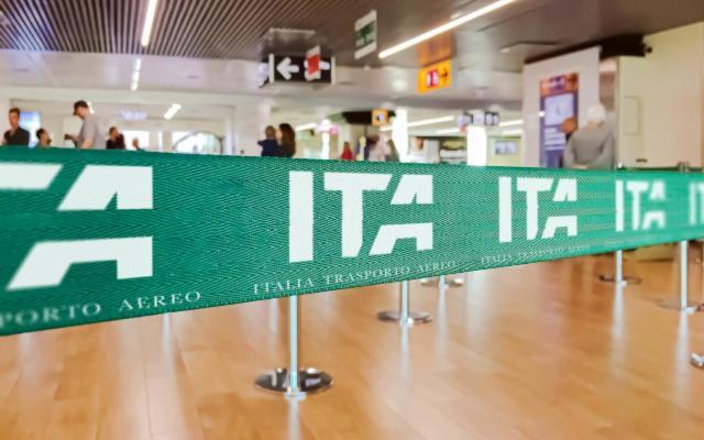 Saranno cinque gli aerei ITA basati in Sicilia