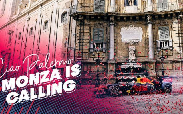 ''Ciao Palermo''. Dietro le quinte del film Red Bull che ha fatto il giro del mondo