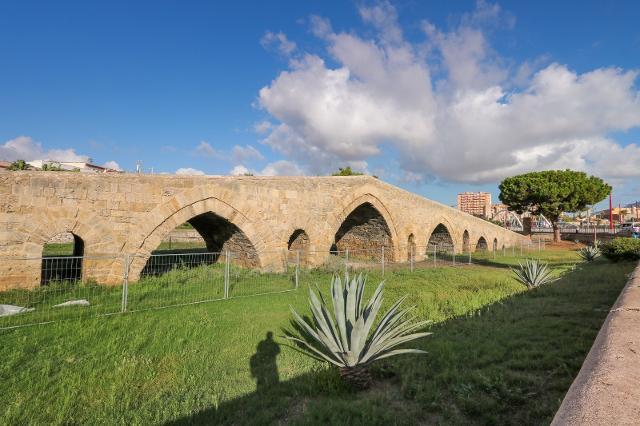 Il Ponte Ammiraglio restituito alla Città di Palermo