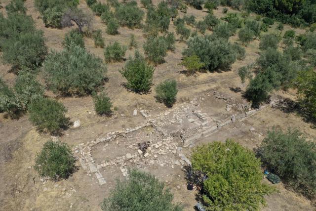 A Petralia Soprana una Villa Romana dell'Età Imperiale