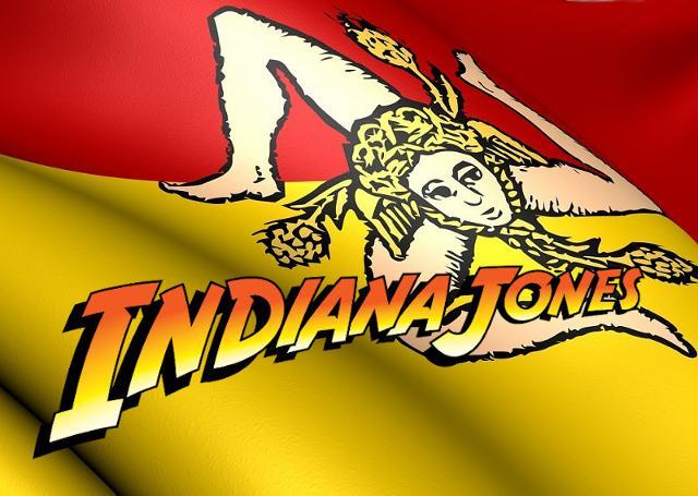 Indiana Jones è sbarcato in Sicilia!