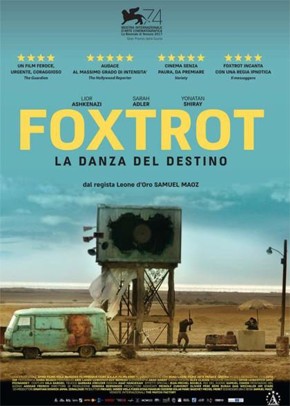 Foxtrot - La Danza del Destino