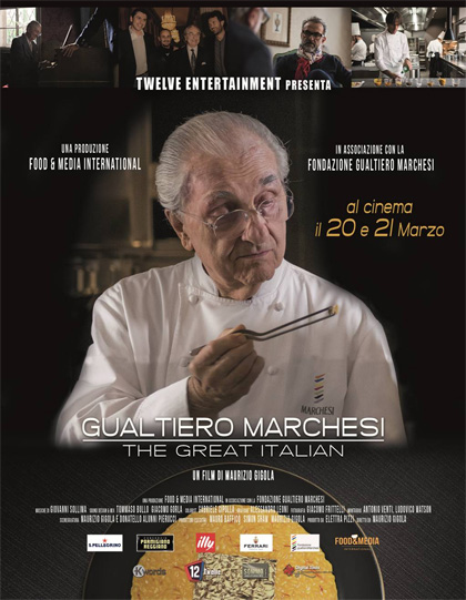 Gualtiero Marchesi - The Great Italian
