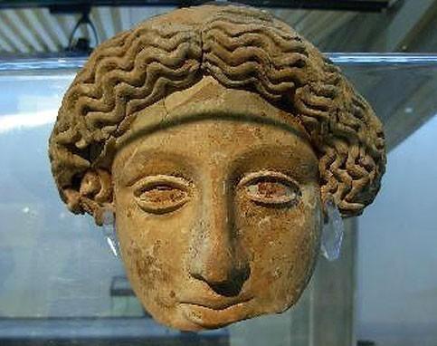 Reperto archeologico conservato nell'Antiquarium di Himera