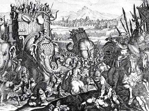 La Battaglia di Eraclea